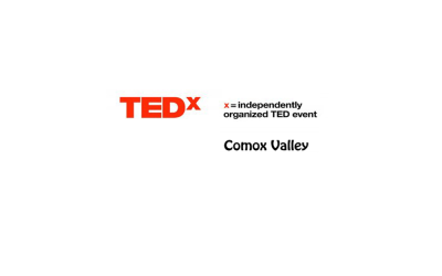 TEDx Comox Valley this Wednesday