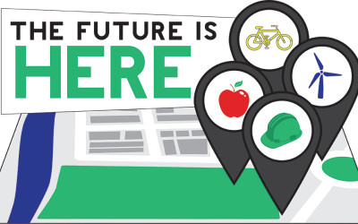 The Future is HERE Comox Valley!