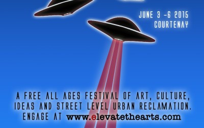 4th Annual Elevate Arts Festival set to Launch!