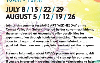 Make Art Wednesday