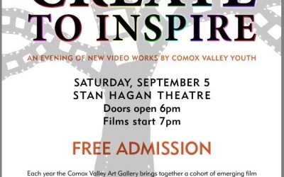 The CVAG Youth Media Project Presents: Create to Inspire